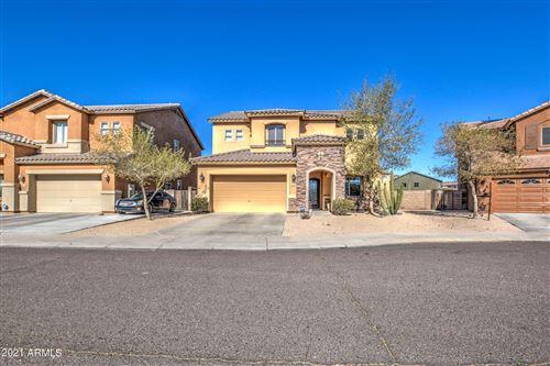 Photo of 4910 W APOLLO Road, Laveen, AZ 85339 (MLS # 6197858)
