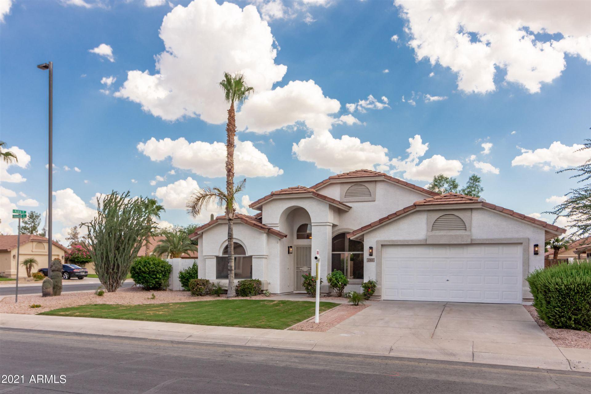 Photo of 2353 E RAWHIDE Street, Gilbert, AZ 85296 (MLS # 6261858)