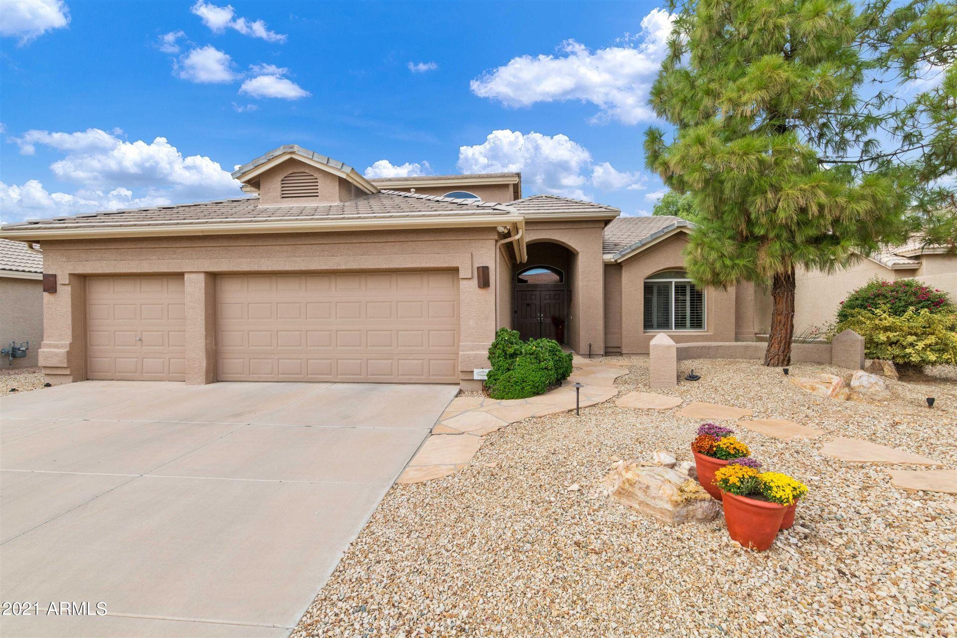 Photo of 9046 E CRYSTAL Drive, Sun Lakes, AZ 85248 (MLS # 6302859)