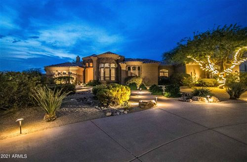 Photo of 12954 E Gold Dust Avenue, Scottsdale, AZ 85259 (MLS # 6252860)