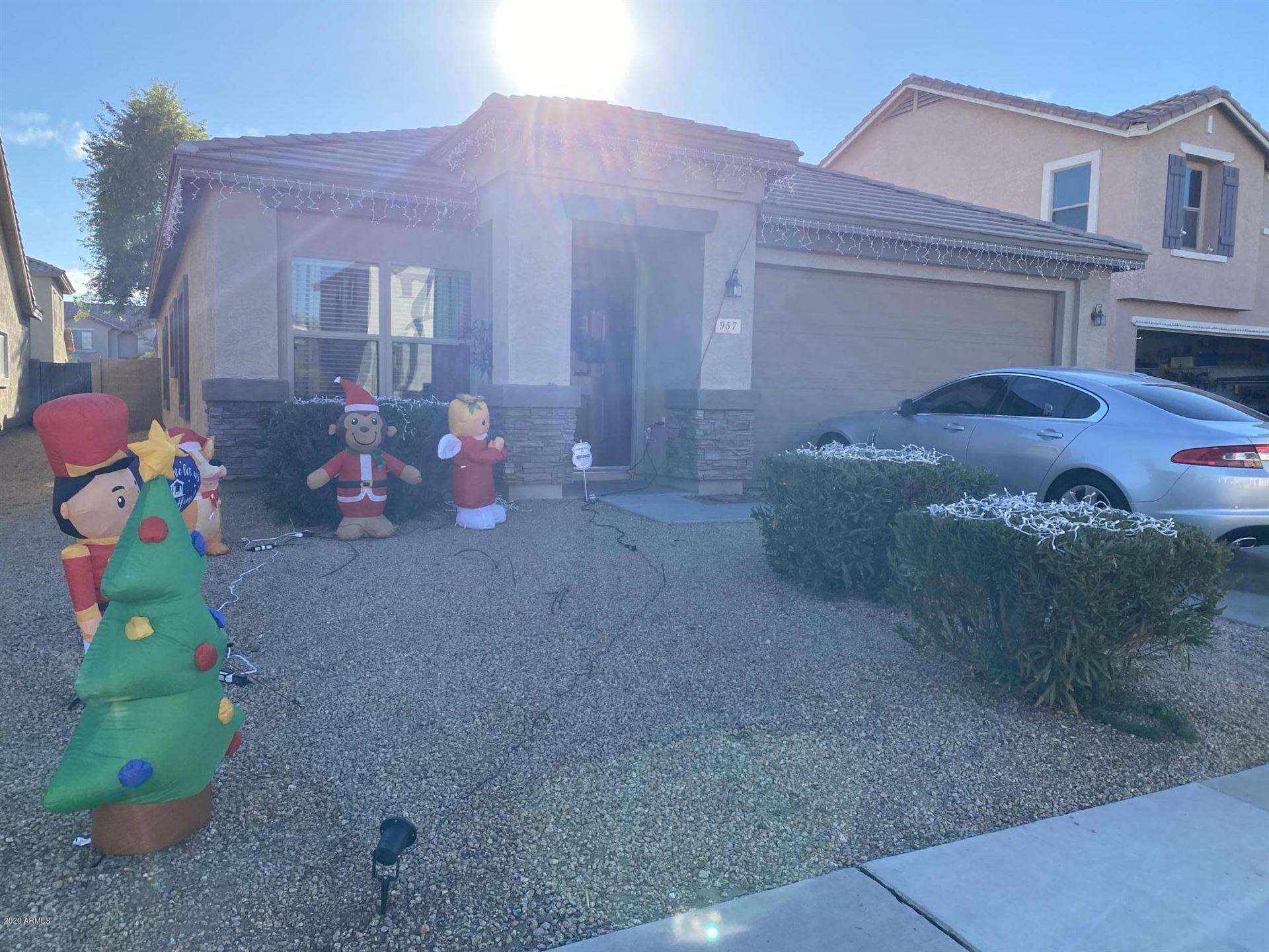 Photo of 957 E Dee Street, Avondale, AZ 85323 (MLS # 6234860)