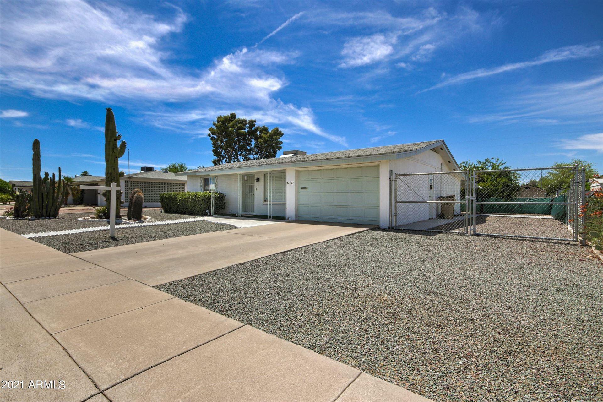 Photo of 6057 E DES MOINES Street, Mesa, AZ 85205 (MLS # 6249861)