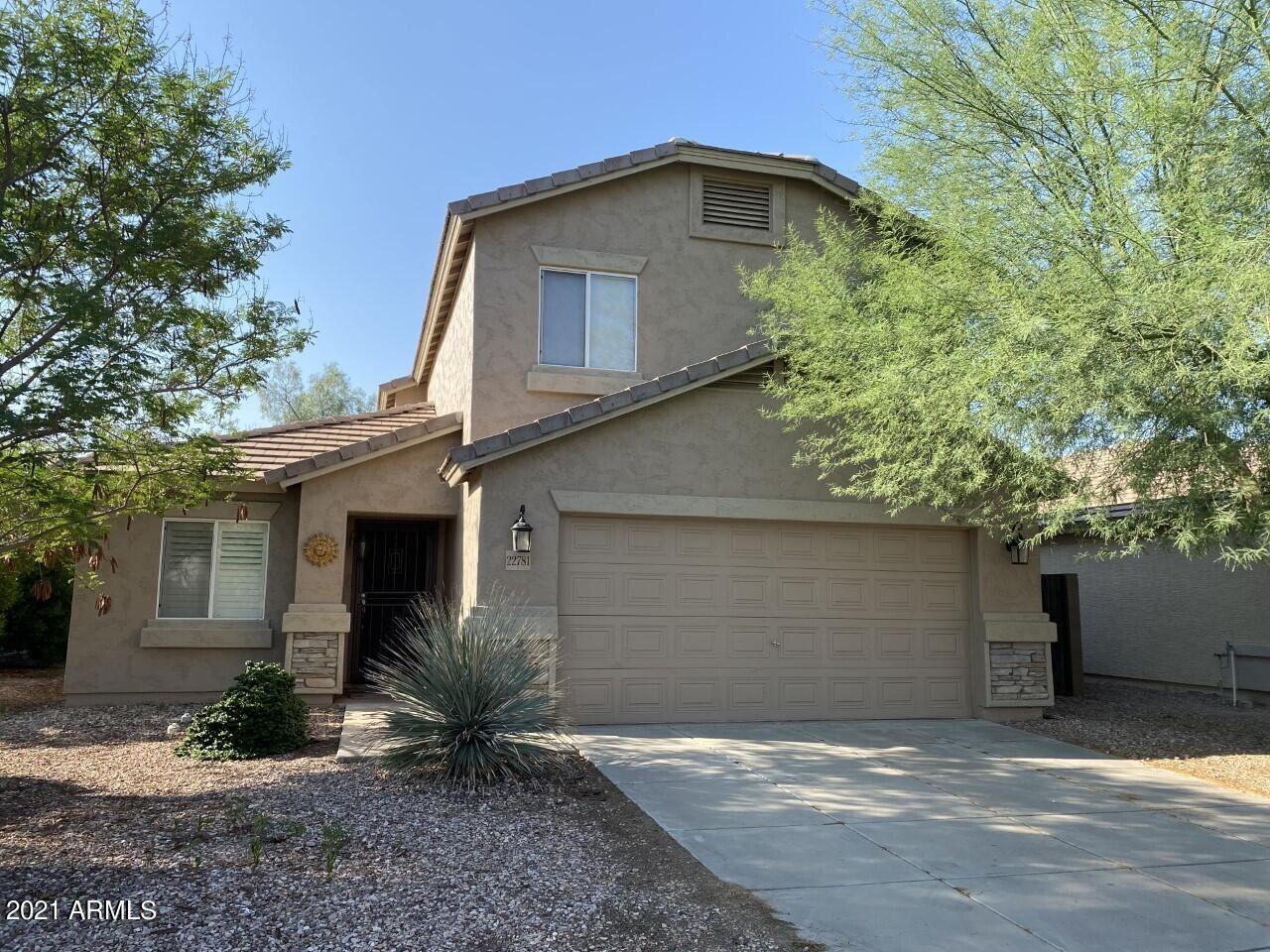 Photo of 22781 W MOHAVE Street, Buckeye, AZ 85326 (MLS # 6293861)