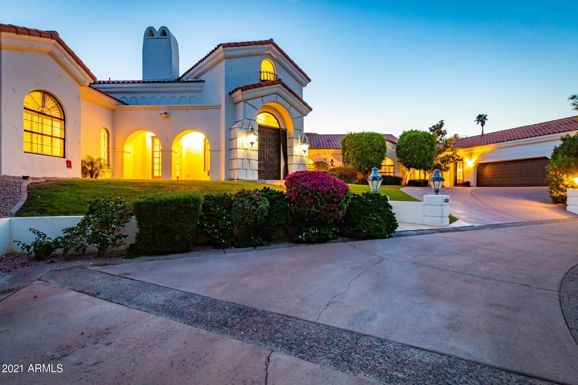 Photo of 6331 E VISTA Drive, Paradise Valley, AZ 85253 (MLS # 6229862)
