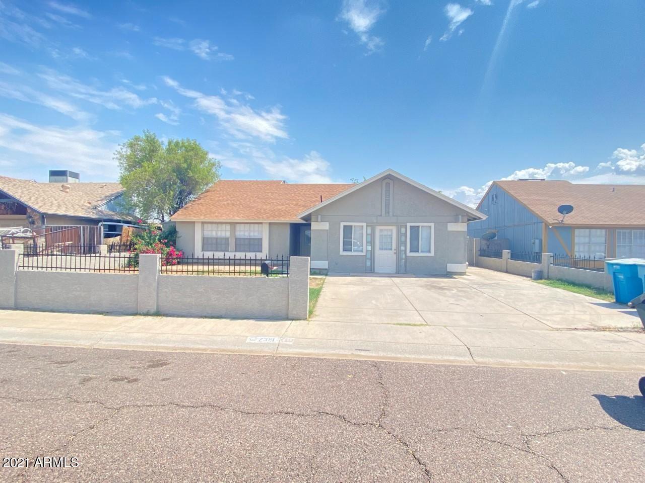 7351 W COOLIDGE Street, Phoenix, AZ 85033 - MLS#: 6267862