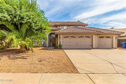 Photo of 4119 E SAN ANGELO Avenue, Gilbert, AZ 85234 (MLS # 6188863)