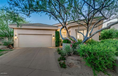 Photo of 7425 E GAINEY RANCH Road #3, Scottsdale, AZ 85258 (MLS # 6114864)