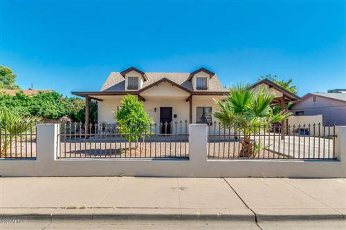 Photo of 827 E MARILYN Avenue, Mesa, AZ 85204 (MLS # 6081865)