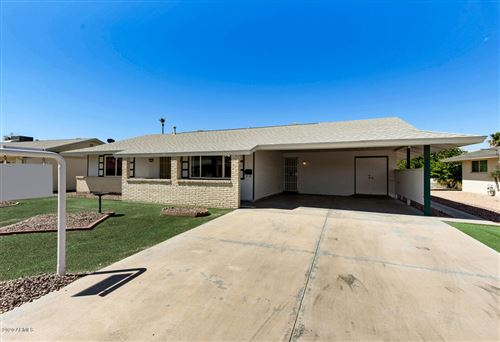 Photo of 10323 W SALEM Drive, Sun City, AZ 85351 (MLS # 6083865)