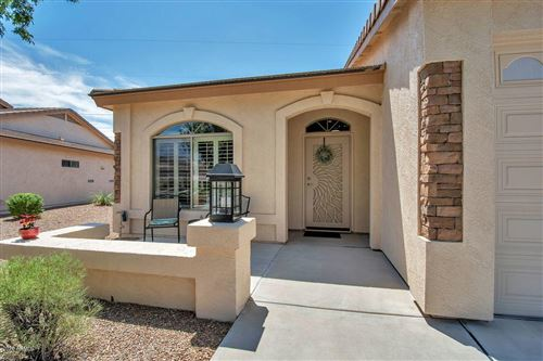 Photo of 10960 E MONTE Avenue #128, Mesa, AZ 85209 (MLS # 6110865)