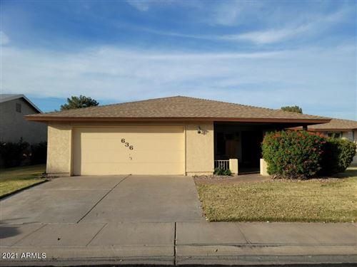 Photo of 636 Leisure World --, Mesa, AZ 85206 (MLS # 6196865)