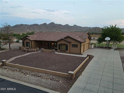 Photo of 9701 W PROSPECTOR Drive, Queen Creek, AZ 85142 (MLS # 6268865)