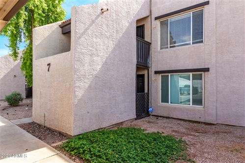 Photo of 1927 E HAMPTON Avenue #140, Mesa, AZ 85204 (MLS # 6309865)