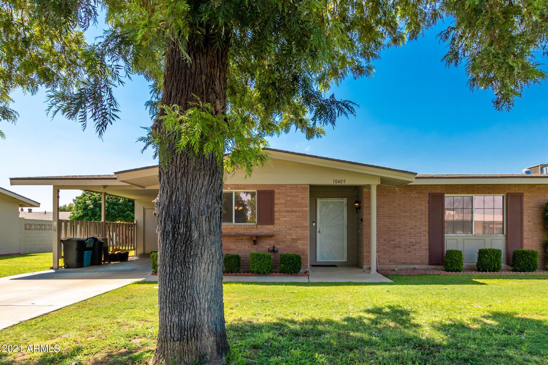 10409 W DEANNE Drive, Sun City, AZ 85351 - MLS#: 6293865