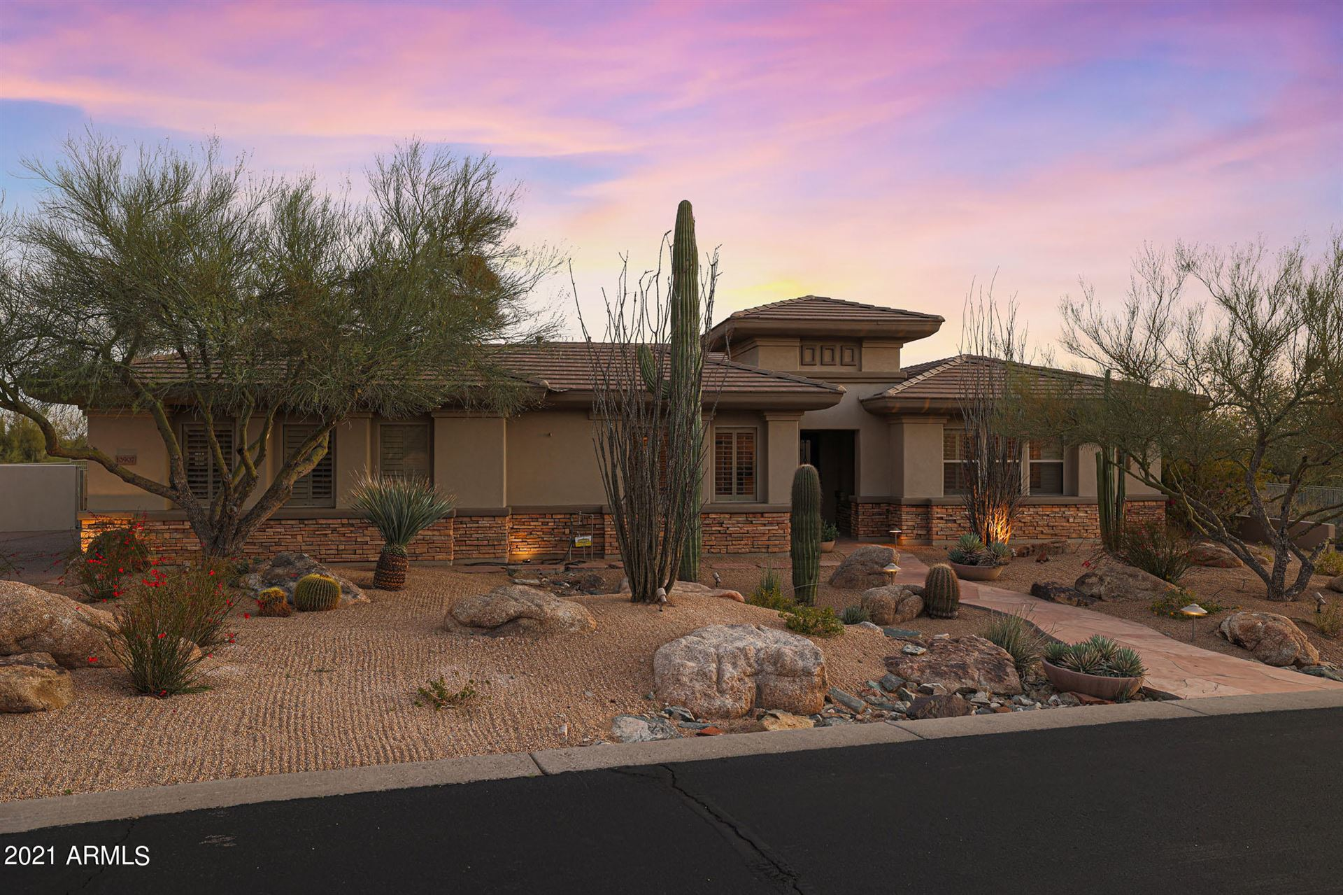 Photo of 10907 E MEADOWHILL Drive, Scottsdale, AZ 85255 (MLS # 6206866)