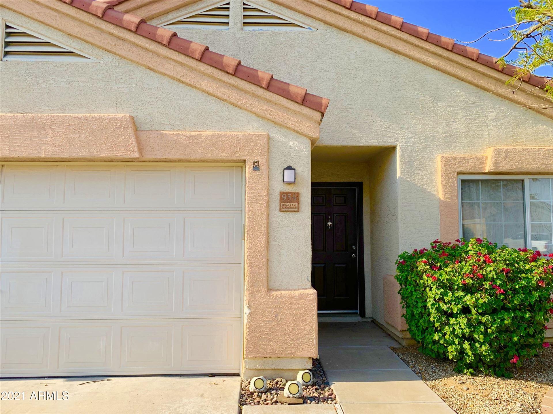 954 E MONTEREY Street, Chandler, AZ 85225 - MLS#: 6233866