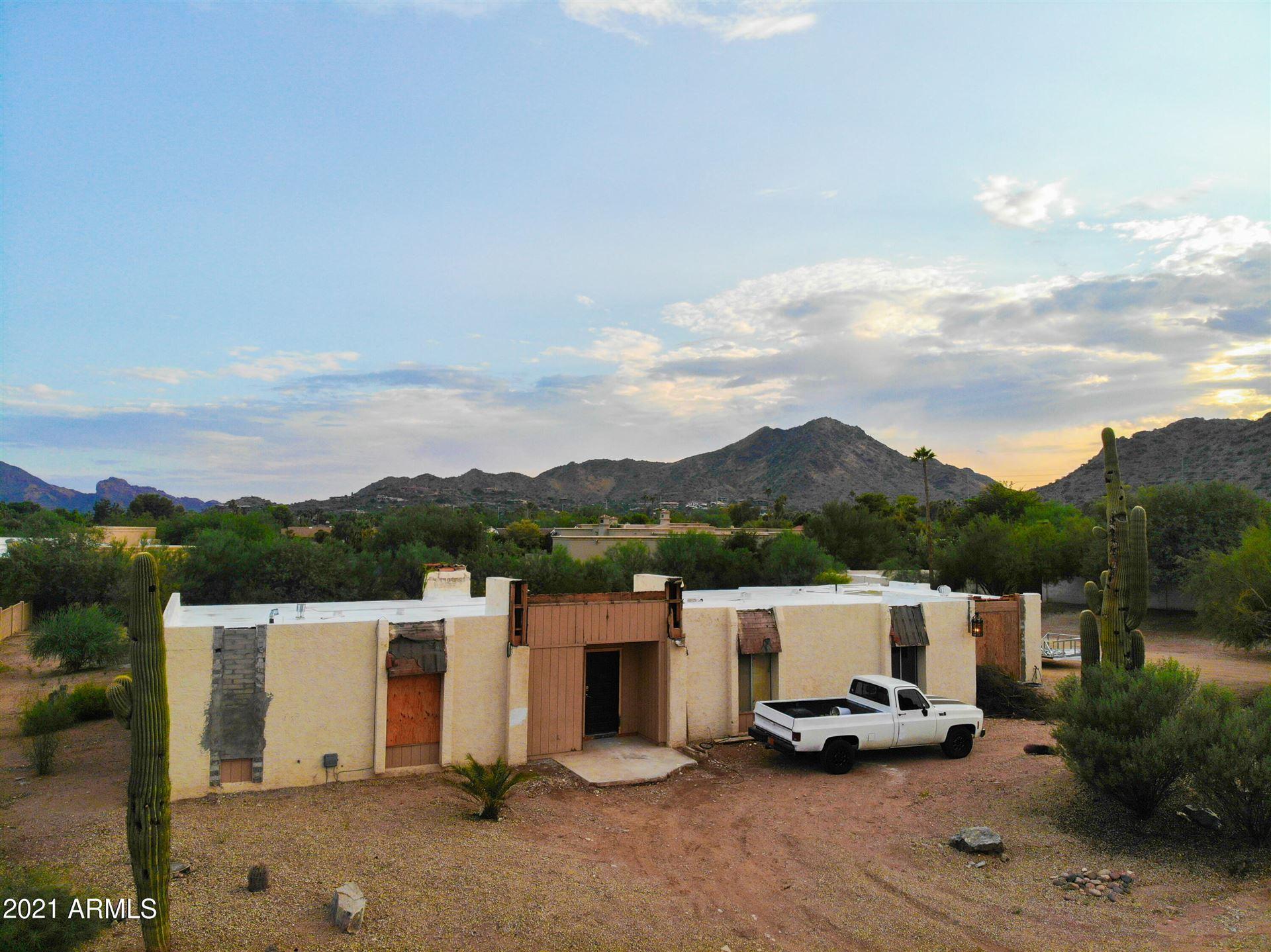 4821 E MOUNTAIN VIEW Road, Paradise Valley, AZ 85253 - MLS#: 6298866