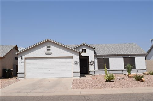 Photo of 1344 E SILVERBRUSH Trail, Casa Grande, AZ 85122 (MLS # 6135867)