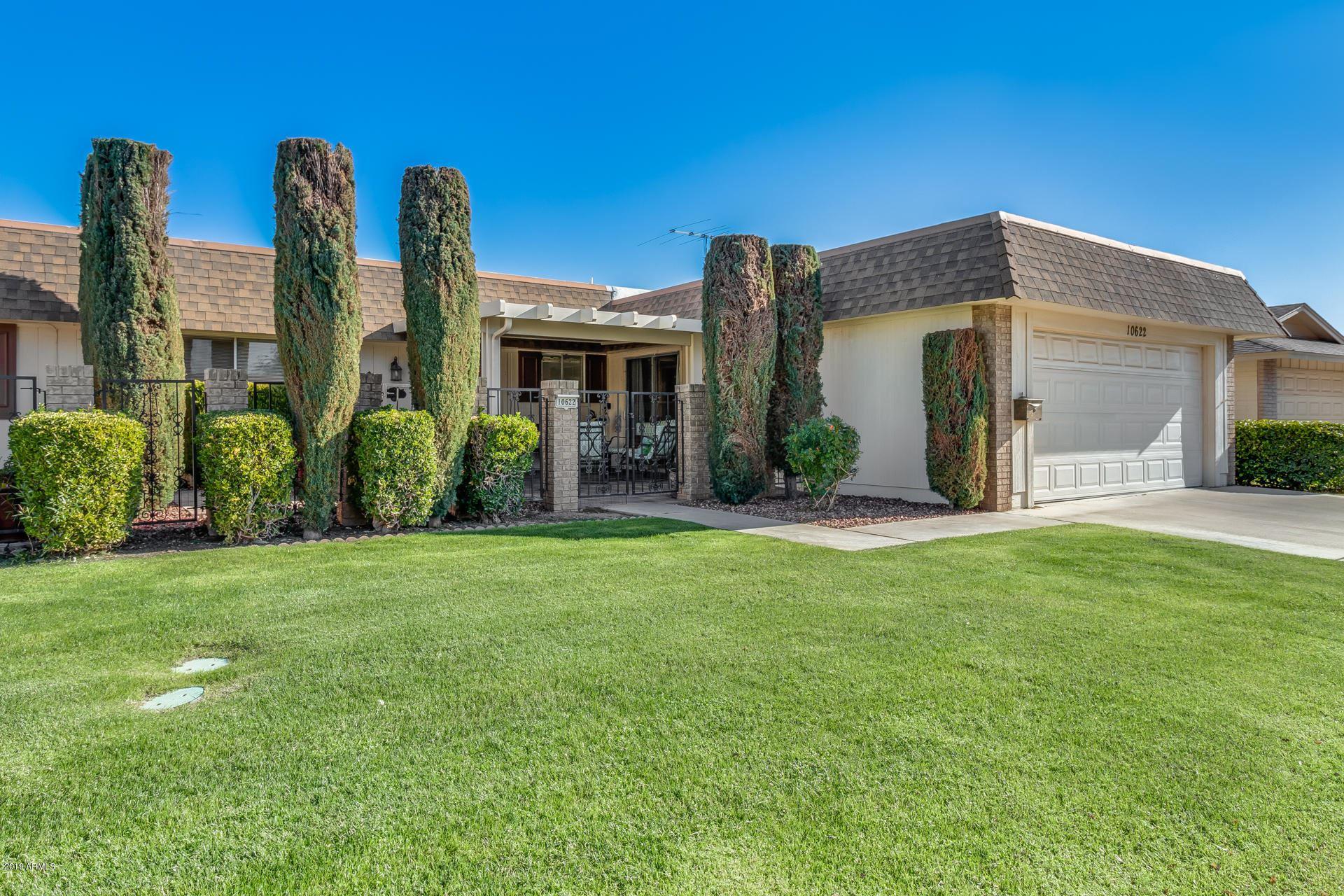 10622 W ROUNDELAY Circle, Sun City, AZ 85351 - #: 6016867