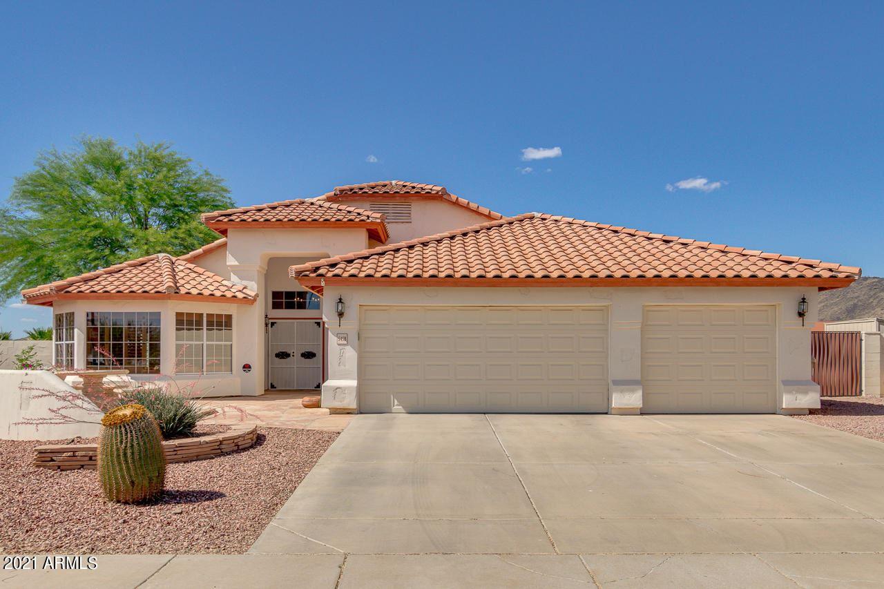 5458 W WAHALLA Lane, Glendale, AZ 85308 - MLS#: 6231867