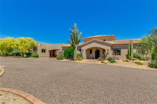 Photo of 14016 E MILTON Court, Scottsdale, AZ 85262 (MLS # 6184868)