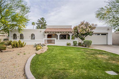 Photo of 8261 E Quarterhorse Trail, Scottsdale, AZ 85258 (MLS # 6222868)