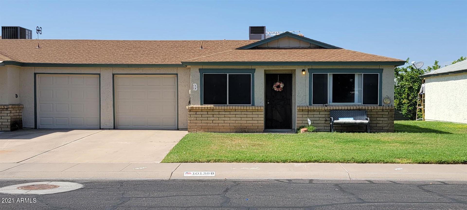 10138 N 97TH Drive #B, Peoria, AZ 85345 - MLS#: 6290868