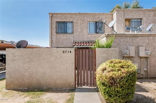 Photo of 6714 W MONTEROSA Street #334, Phoenix, AZ 85033 (MLS # 6135869)