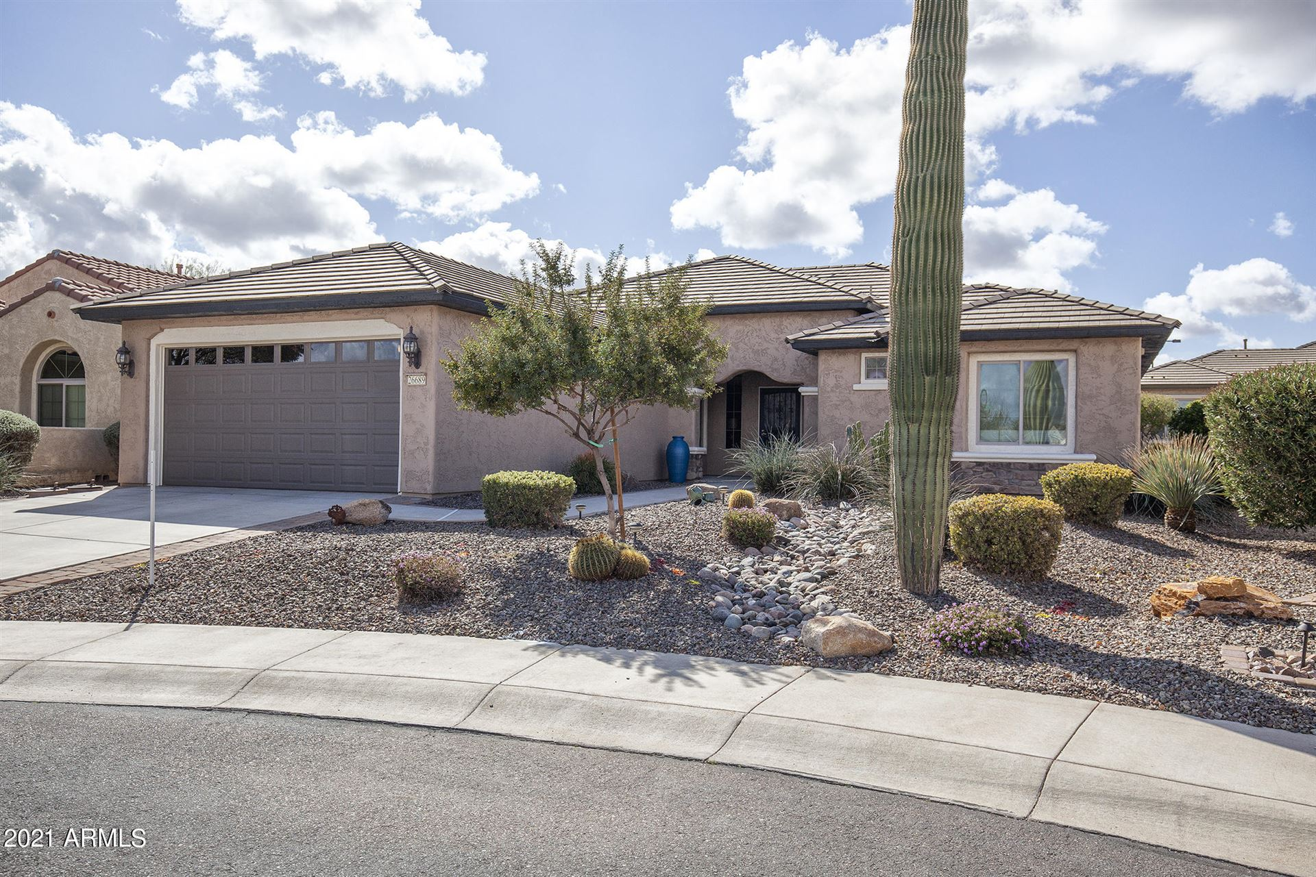 Photo of 26689 W BURNETT Road, Buckeye, AZ 85396 (MLS # 6202869)