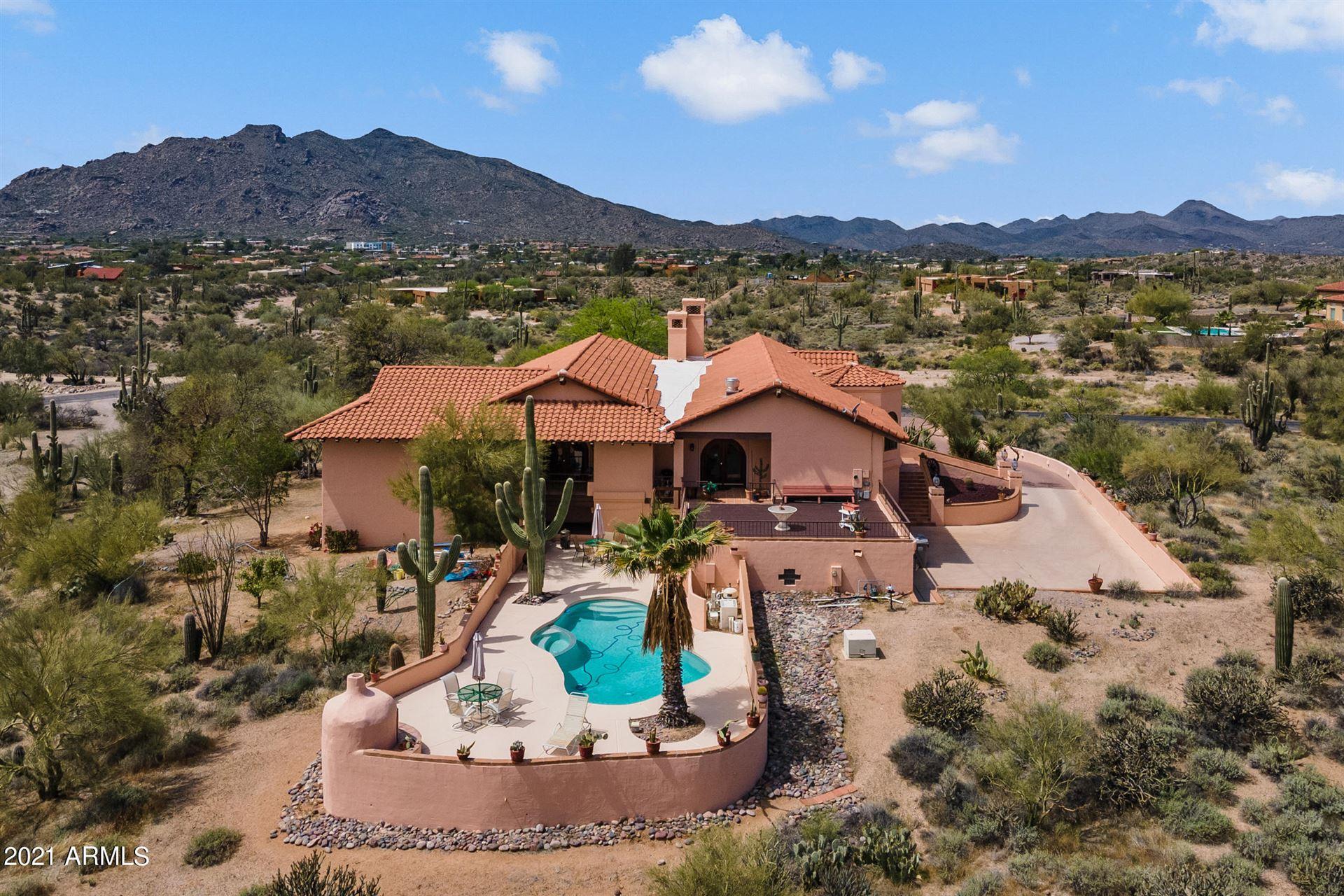 Photo of 8050 E PAINT PONY Drive, Carefree, AZ 85377 (MLS # 6224869)