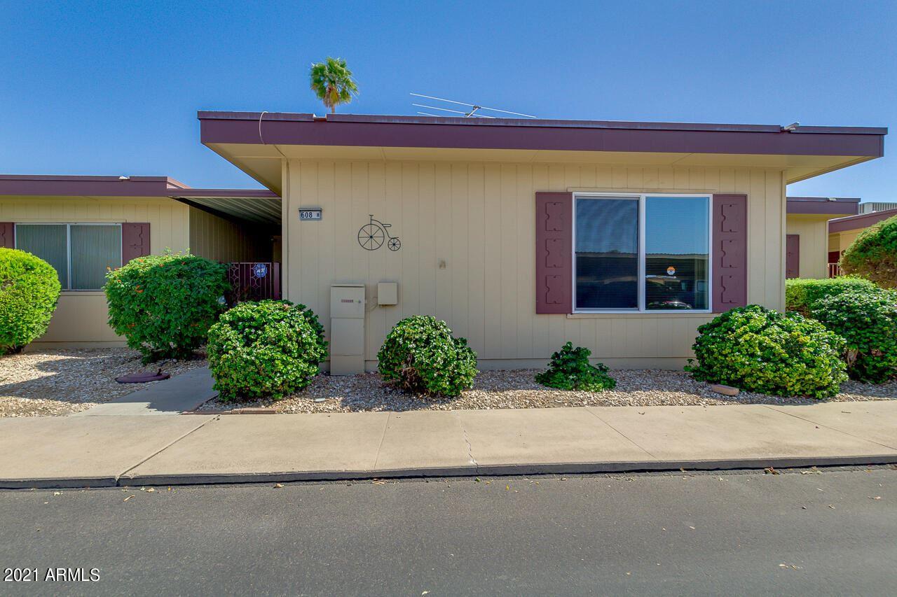 13608 N 98TH Avenue #H, Sun City, AZ 85351 - MLS#: 6236870