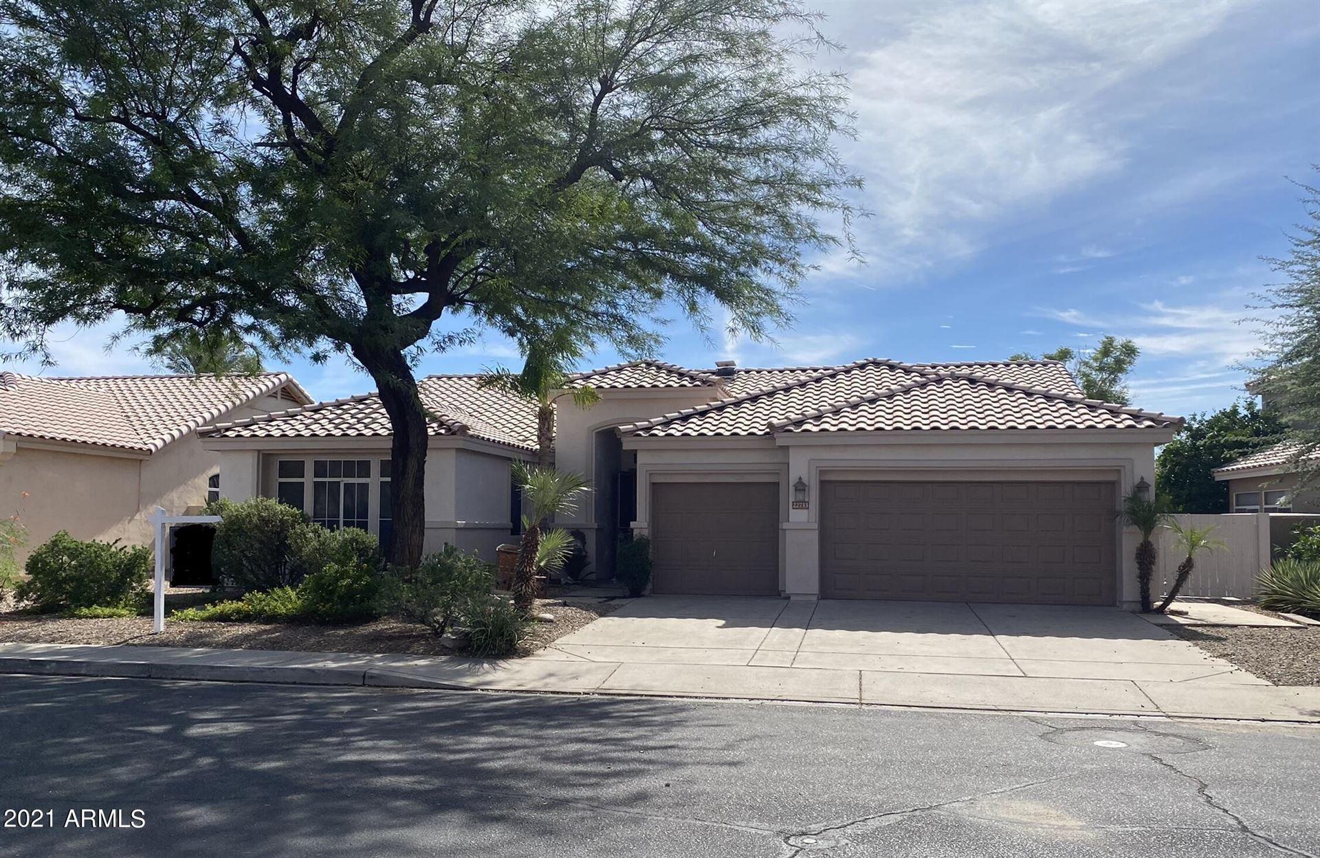 Photo of 22733 N 73RD Drive, Glendale, AZ 85310 (MLS # 6301871)