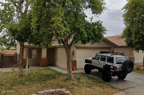 Photo of 12521 W BLOOMFIELD Road, El Mirage, AZ 85335 (MLS # 6133872)