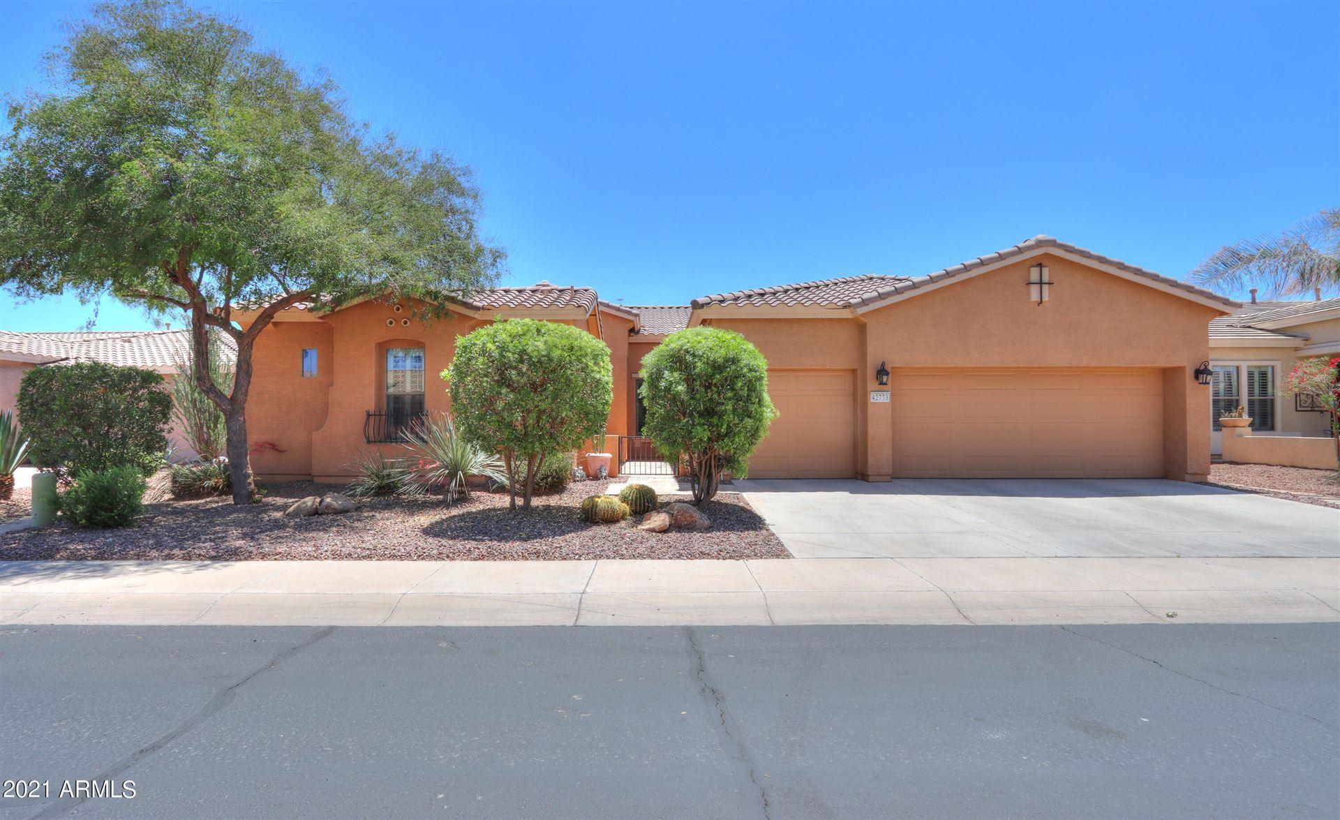 Photo of 42773 W MISTY MORNING Lane, Maricopa, AZ 85138 (MLS # 6231872)