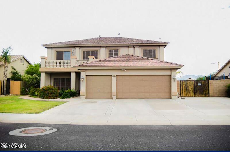 Photo of 4909 W MILADA Drive, Laveen, AZ 85339 (MLS # 6271872)