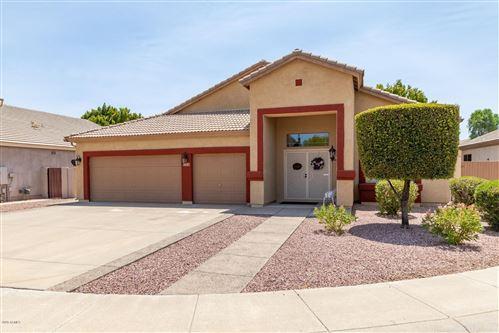 Photo of 8051 W CLARA Lane, Peoria, AZ 85382 (MLS # 6112874)