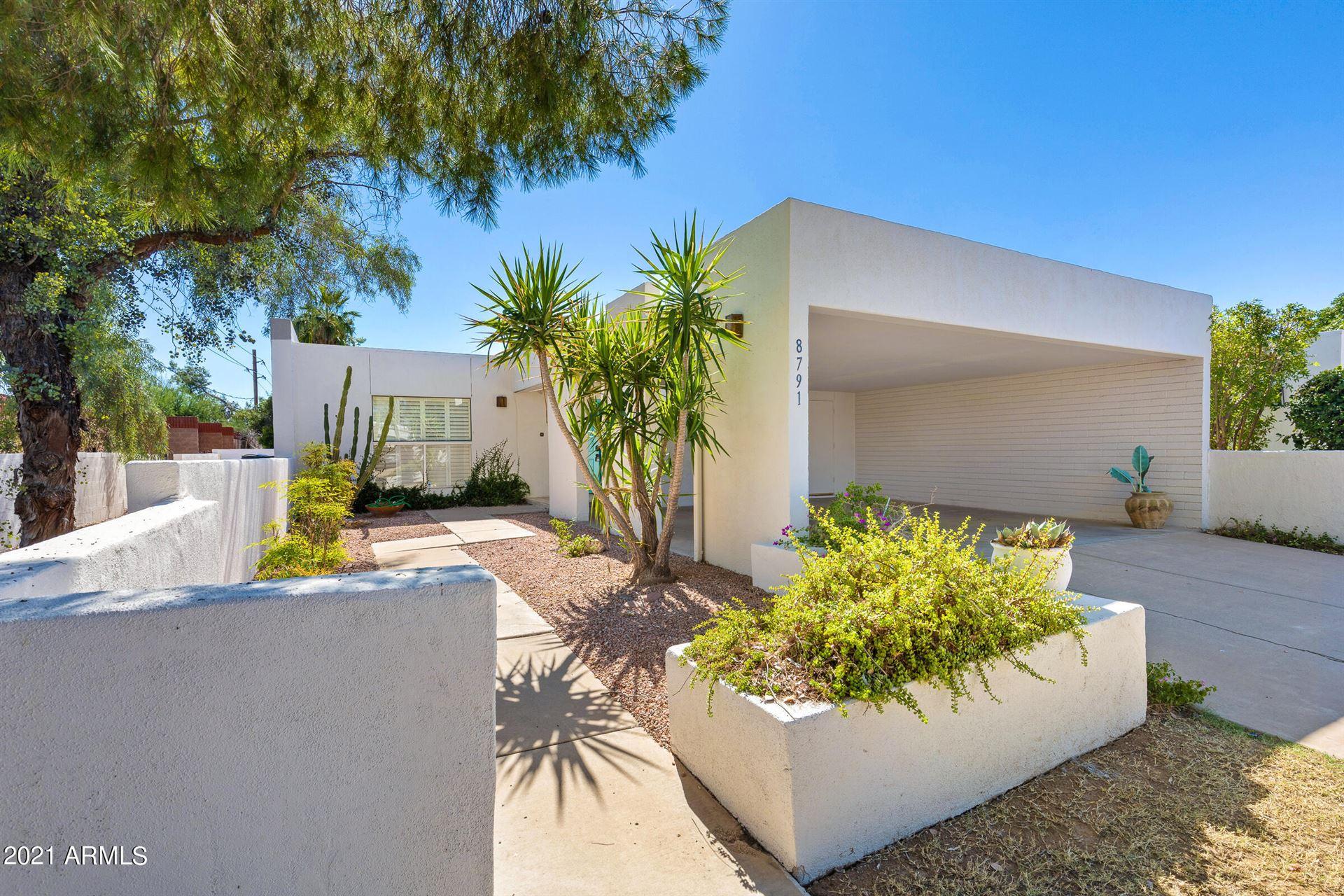 Photo of 8791 E VIA DE SERENO Street, Scottsdale, AZ 85258 (MLS # 6307874)