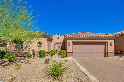 Photo of 9814 E PIEDRA Drive, Scottsdale, AZ 85255 (MLS # 6179875)