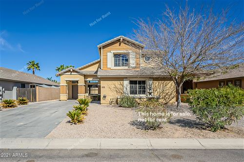 Photo of 2642 W SILVER STREAK Way, Queen Creek, AZ 85142 (MLS # 6203875)