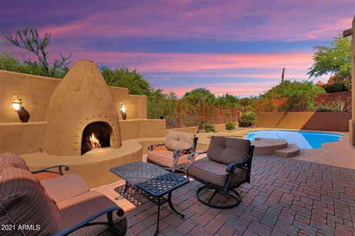 Photo of 10914 E QUARRY Trail, Scottsdale, AZ 85262 (MLS # 6267875)