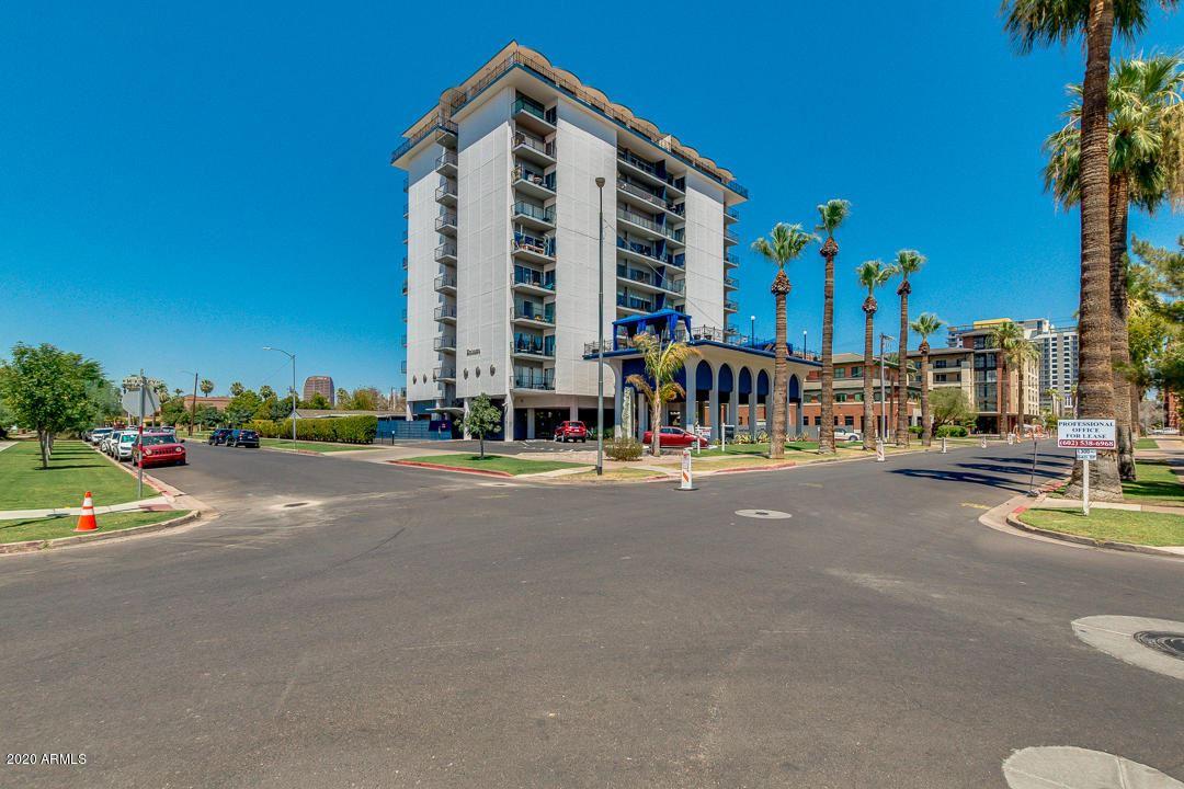 805 N 4TH Avenue #609, Phoenix, AZ 85003 - MLS#: 6117875