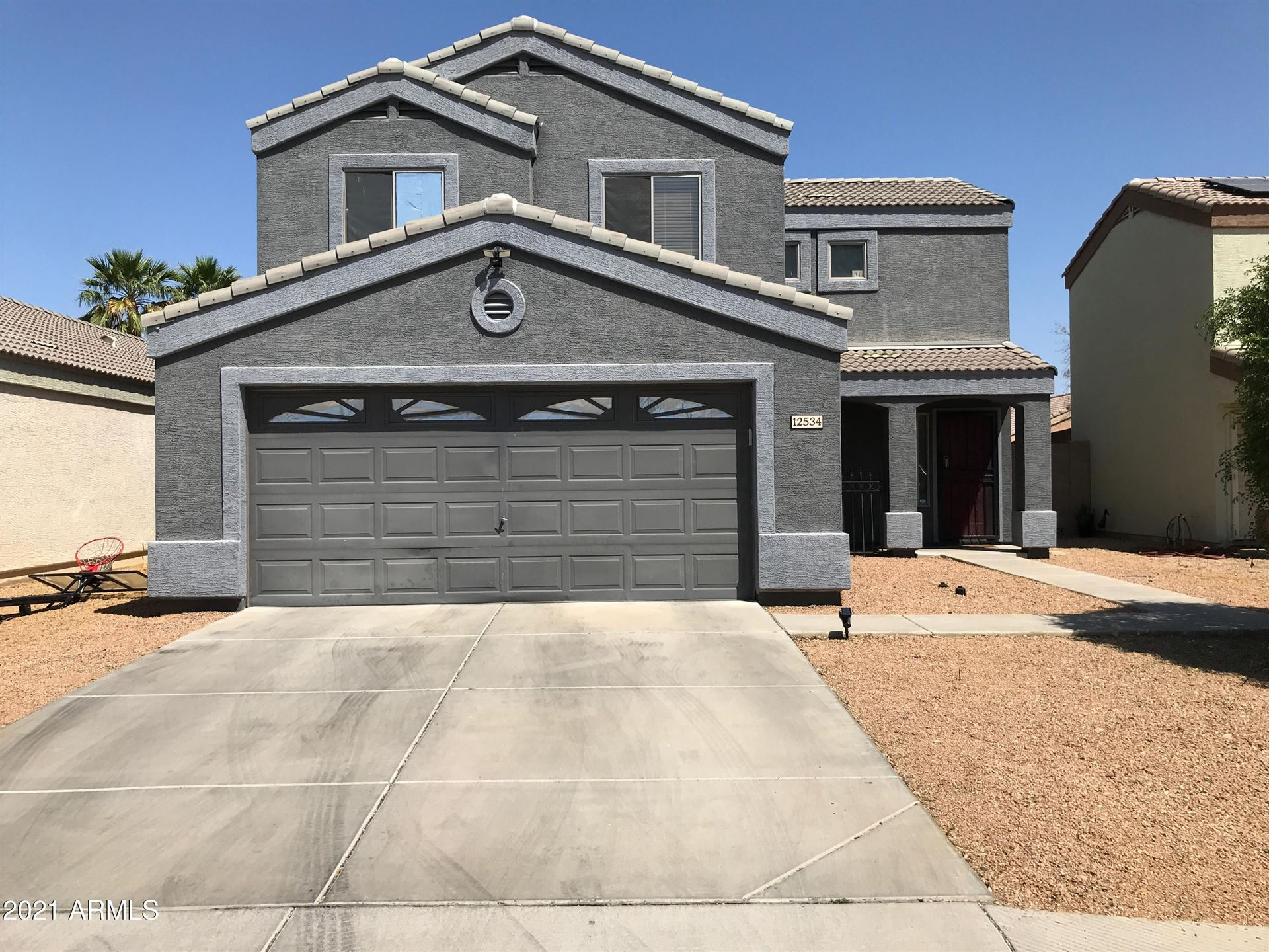 Photo of 12534 W ASH Street, El Mirage, AZ 85335 (MLS # 6229875)