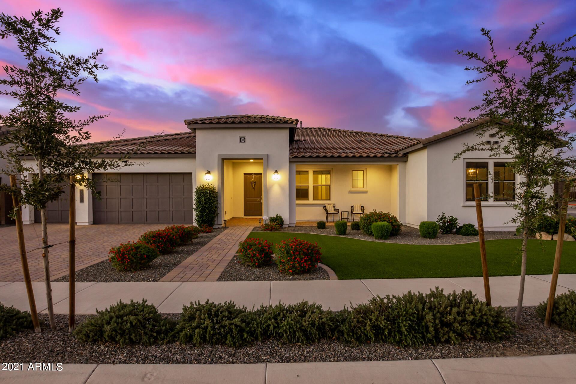 Photo of 21040 E SPARROW Drive, Queen Creek, AZ 85142 (MLS # 6306875)