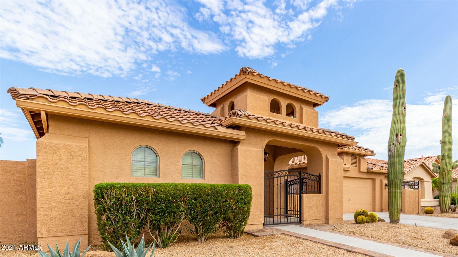 Photo of 24222 S BRIARCREST Drive, Sun Lakes, AZ 85248 (MLS # 6271876)