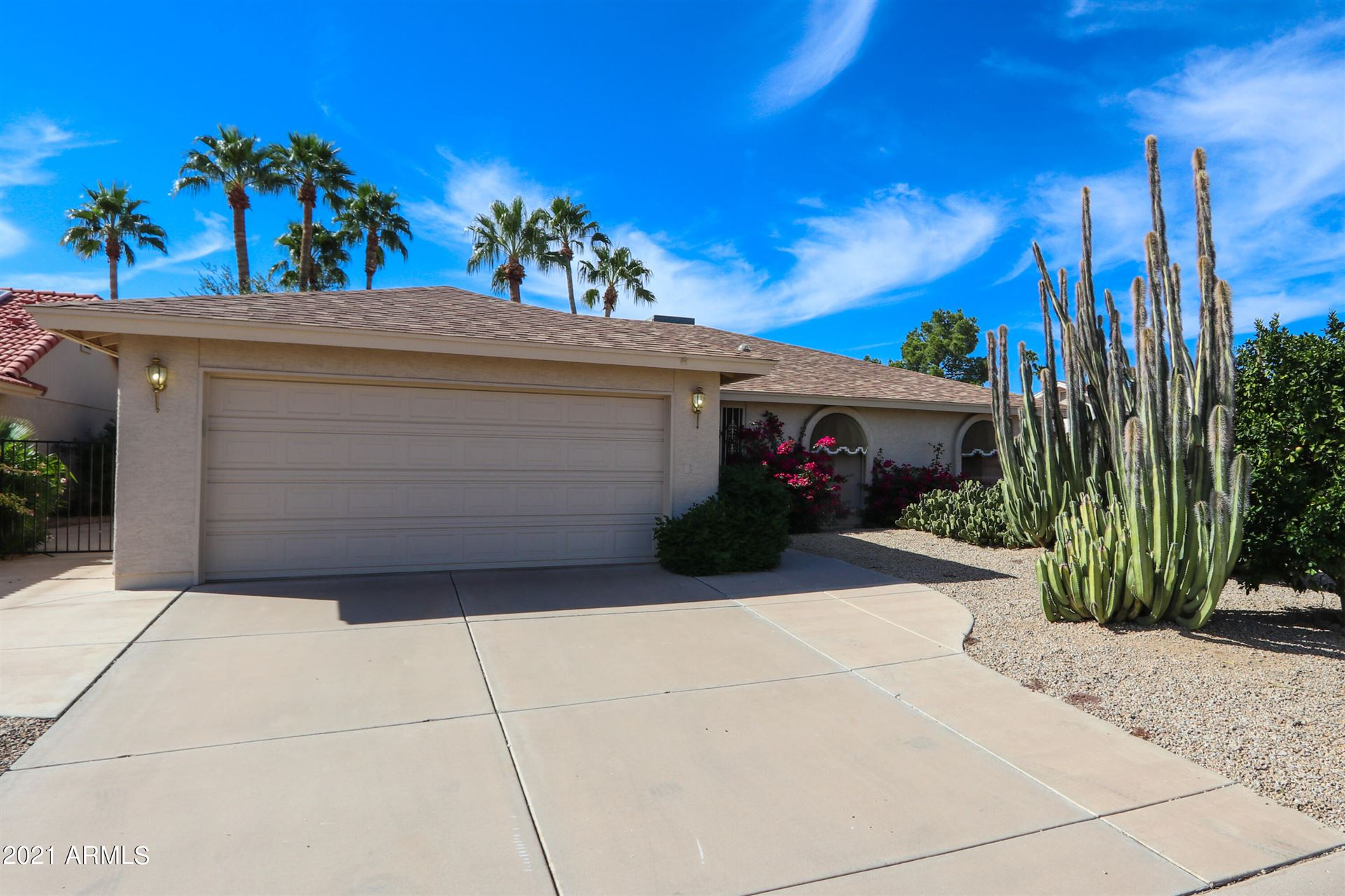 Photo of 26622 S SAGEBERRY Drive, Sun Lakes, AZ 85248 (MLS # 6306876)