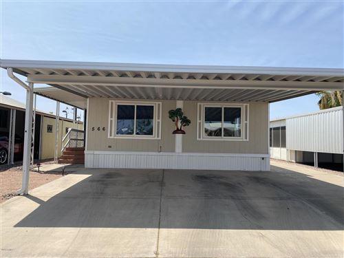 Photo of 4065 E UNIVERSITY Drive #566, Mesa, AZ 85205 (MLS # 6111877)