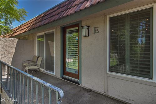 Photo of 5627 S DOUBLOON Court #E, Tempe, AZ 85283 (MLS # 6270877)
