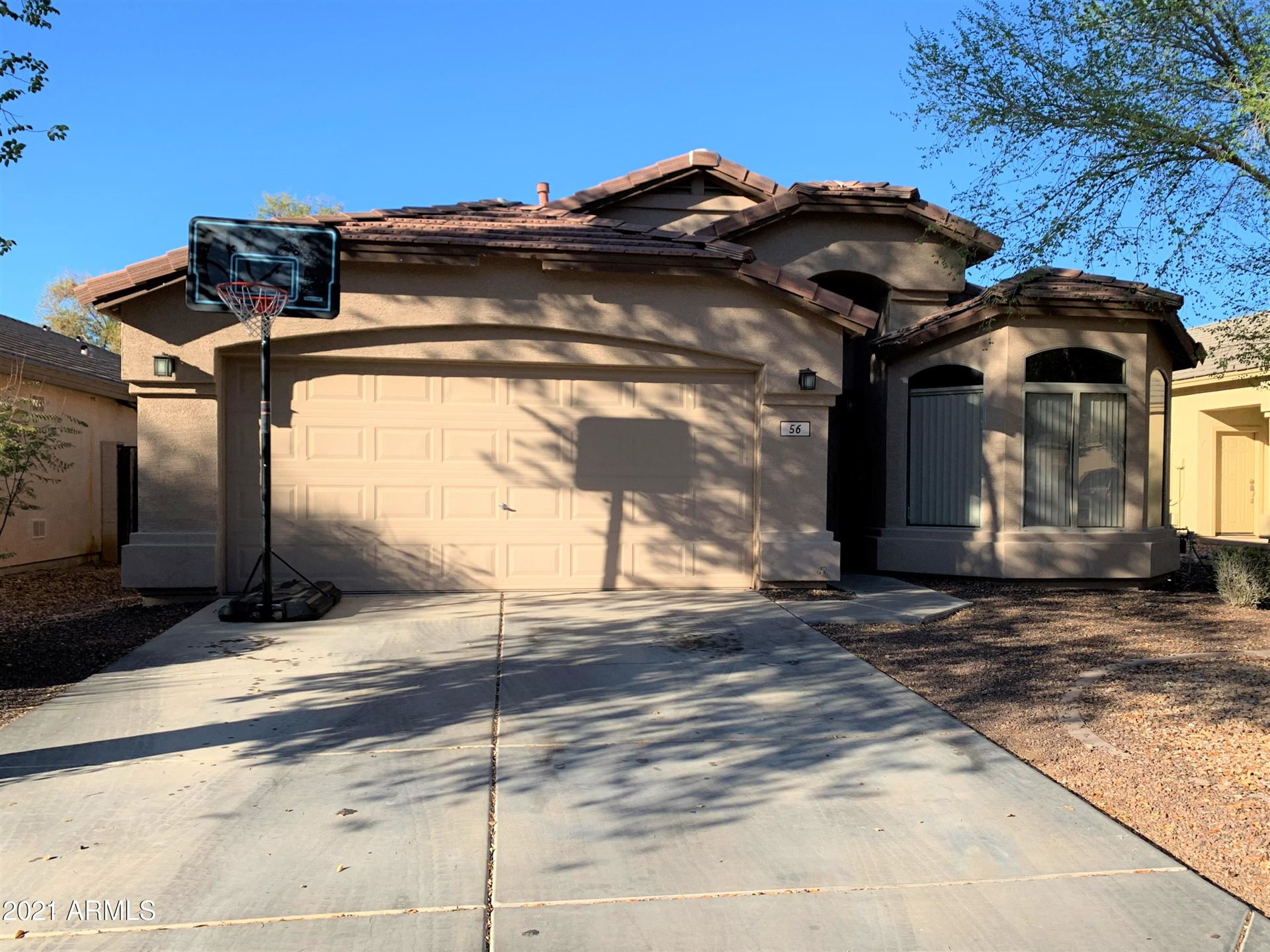 Photo of 56 W DEXTER Way, San Tan Valley, AZ 85143 (MLS # 6198877)