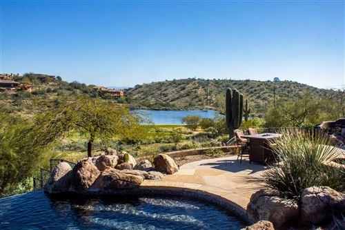 Photo of 9125 N LAVA BLUFF Trail, Fountain Hills, AZ 85268 (MLS # 6031878)