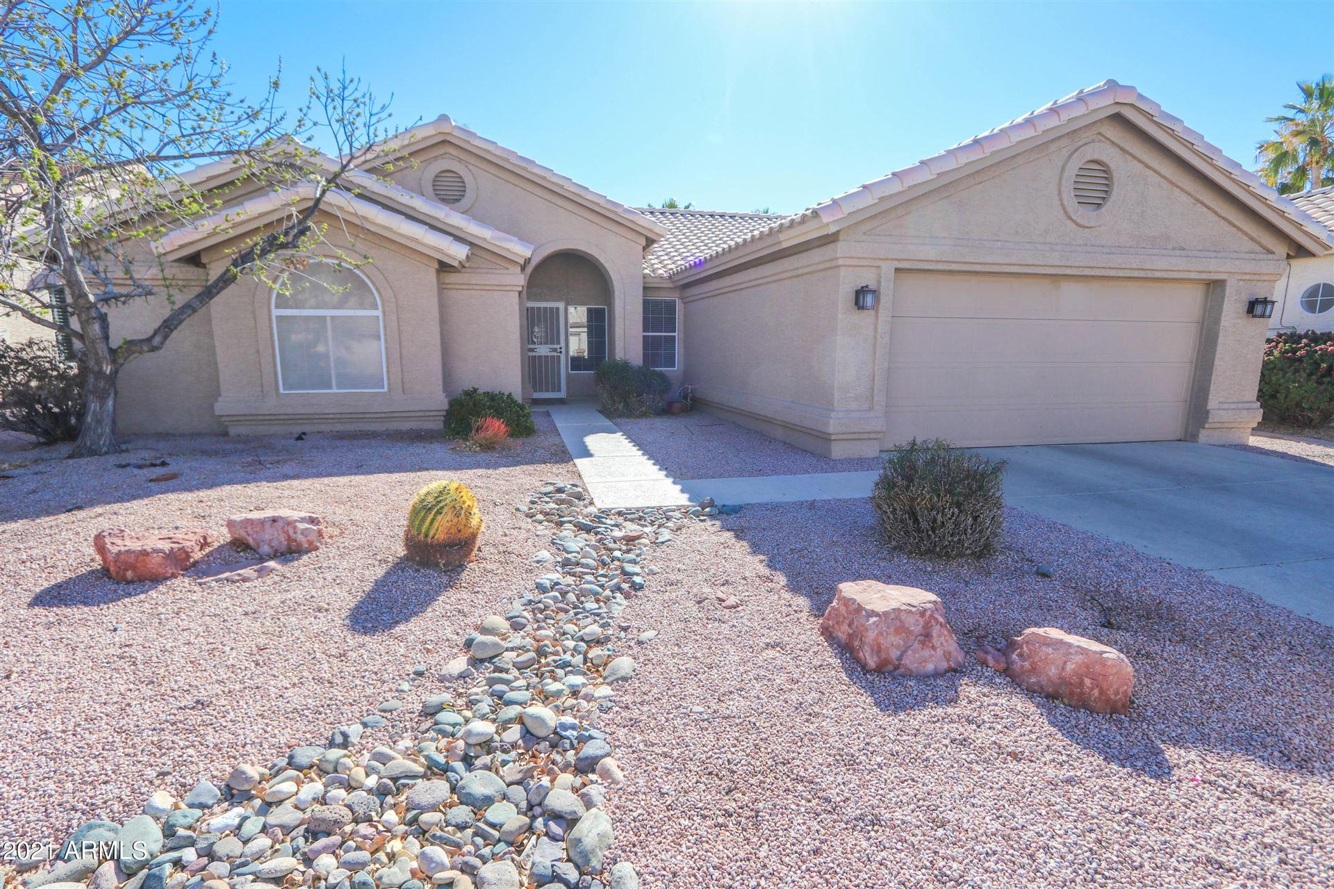 Photo of 24725 S STONEY LAKE Drive, Sun Lakes, AZ 85248 (MLS # 6198879)